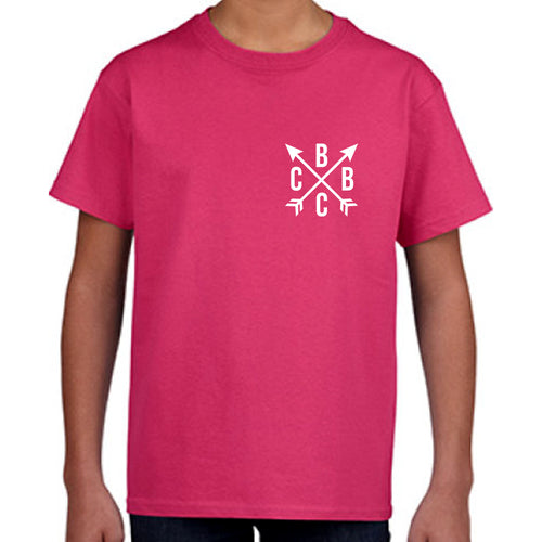 Kids BBCC Crossed Arrows T-Shirt