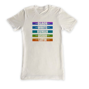 I AM HUMAN Pride T-Shirt