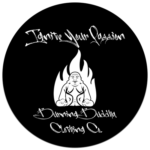 Ignite Your Passion Burning Buddha Clothing 3