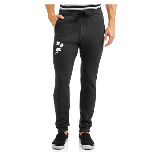 Burning Buddha Live Love Charcoal Joggers