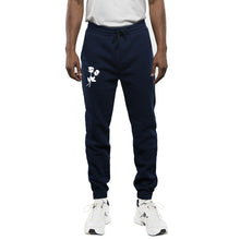 Burning Buddha Live Love Navy Joggers