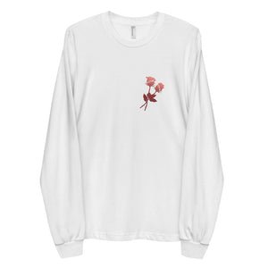 Live Love Roses Long Sleeve T-Shirt