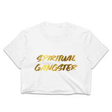 Spiritual Gangster Crop Top