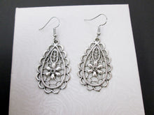 Load image into Gallery viewer, steampunk boho earrings