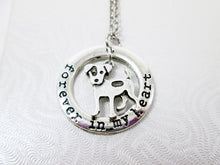 Load image into Gallery viewer, jack russell terrier necklace