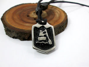 paddler necklace