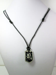 unisex paddler necklace