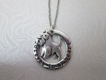 Load image into Gallery viewer, scottie necklace