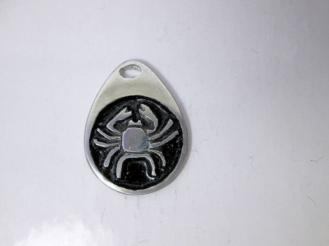 cancer horoscope pendant