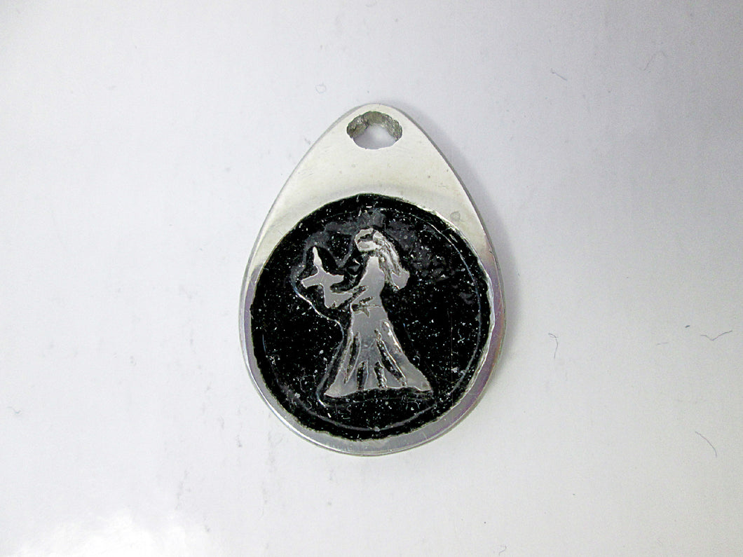 virgo horoscope pendant