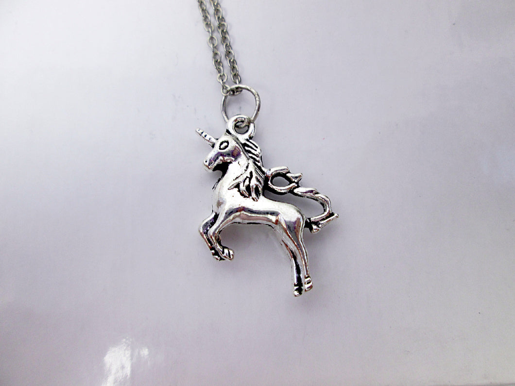 spiritual horse necklace