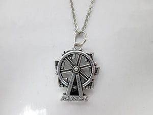 ferries wheel carnival necklace
