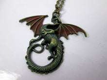 Load image into Gallery viewer, cosplay dragon necklace