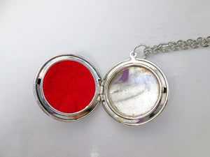 inside view of locket
