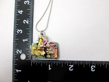 Load image into Gallery viewer, bismuth necklace