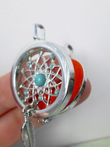 spinner locket