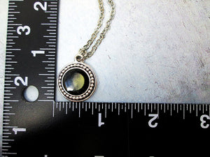moon phase pendant