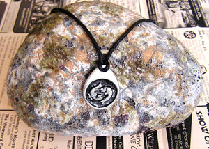 pisces pendant necklace