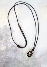 Load image into Gallery viewer, unisex football necklace