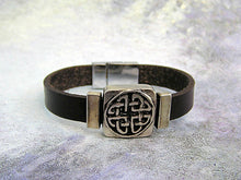 Load image into Gallery viewer, celtic love knot bracelet