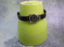 Load image into Gallery viewer, celtic leather bracelet