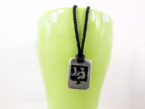computer geek necklace