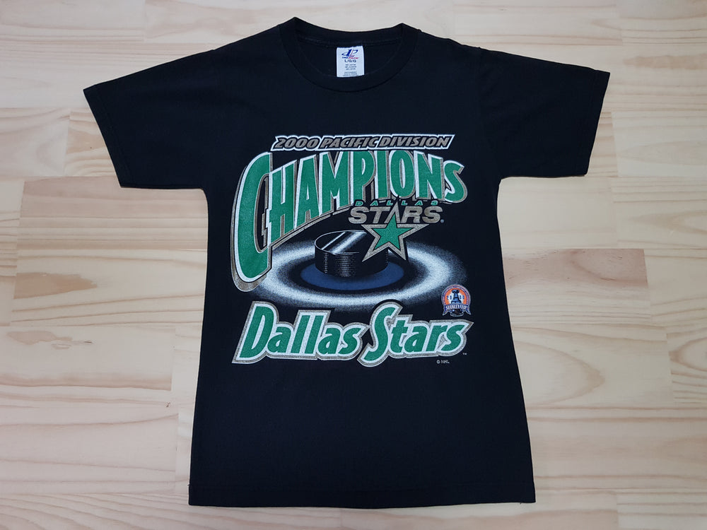 Dallas Stars - 2000 Pacific Champions T-Shirt (S)