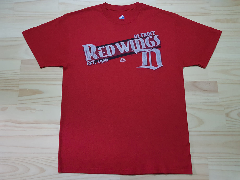 Detroit Redwings T-Shirt (L)