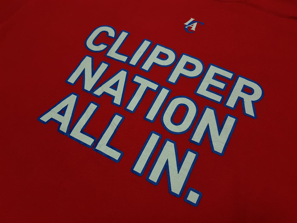 LA Clippers - Playoffs T-Shirt (XL)