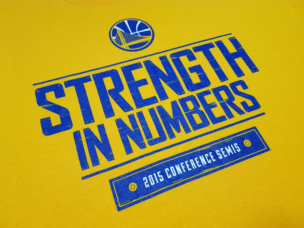 Golden State Warriors - 2015 Eastern Conference Semi Finals (XL)