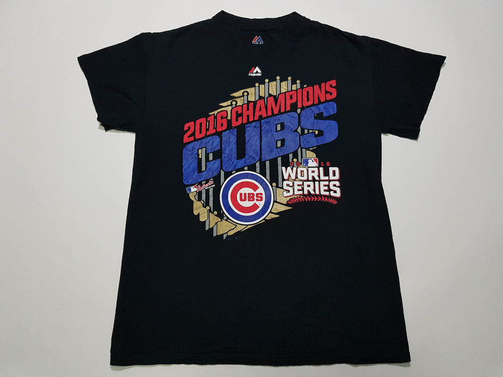 Chicago Cubs - 2016 Champions T-Shirt (S)