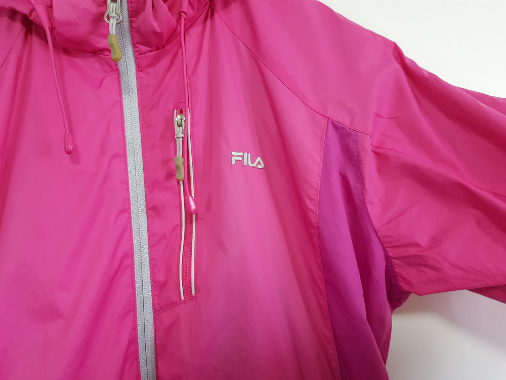 Fila Hooded Jacket (Women's M)