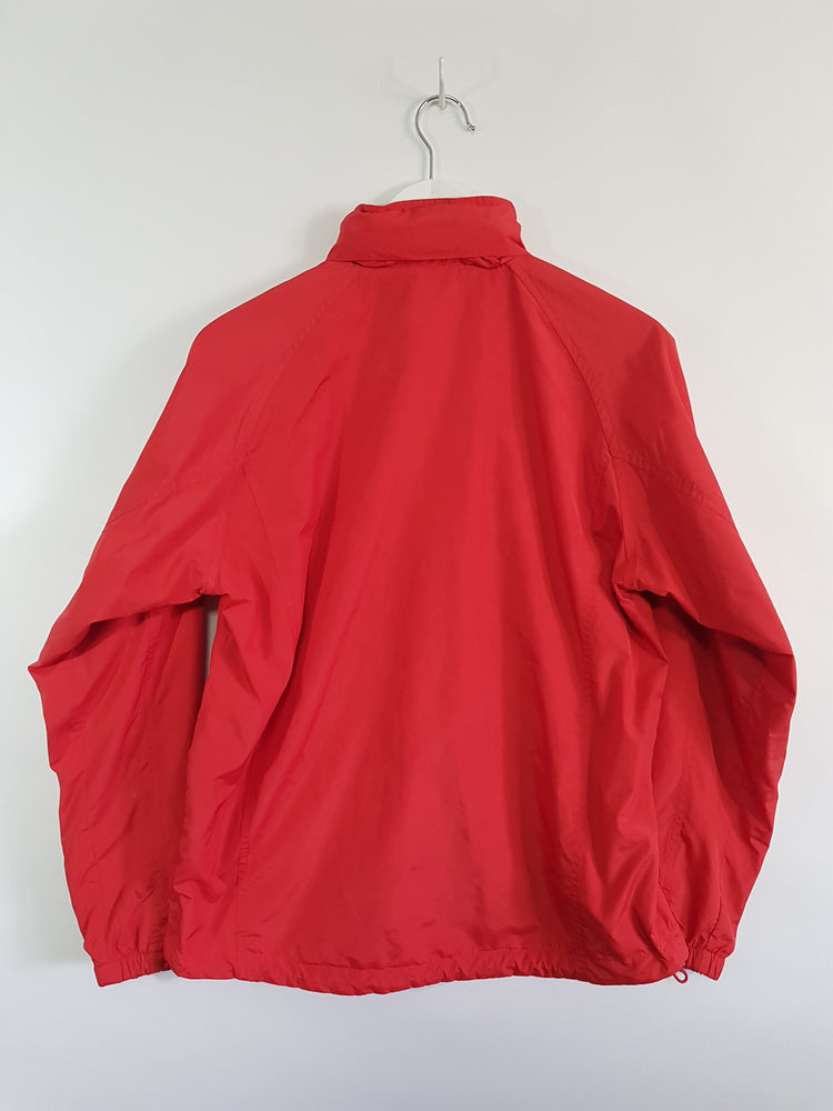 Adidas Hooded Jacket (S)