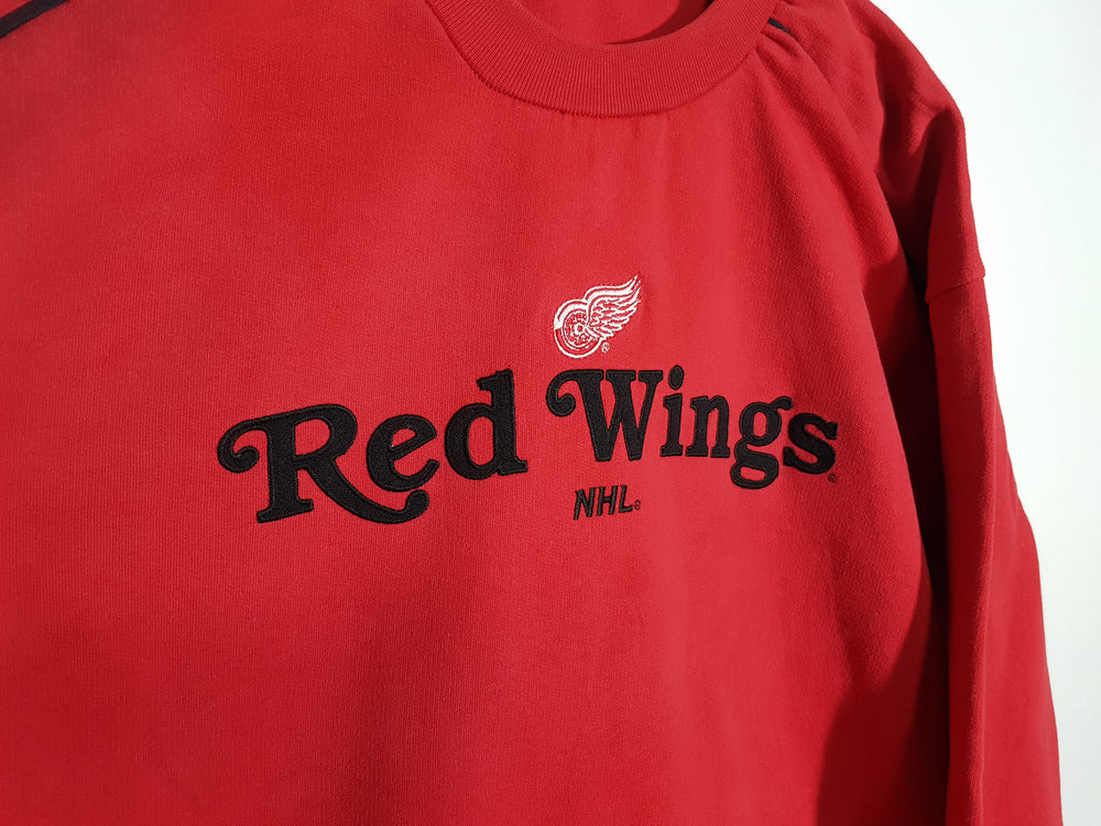 Detroit Red Wings Embroidered Sweater (M)