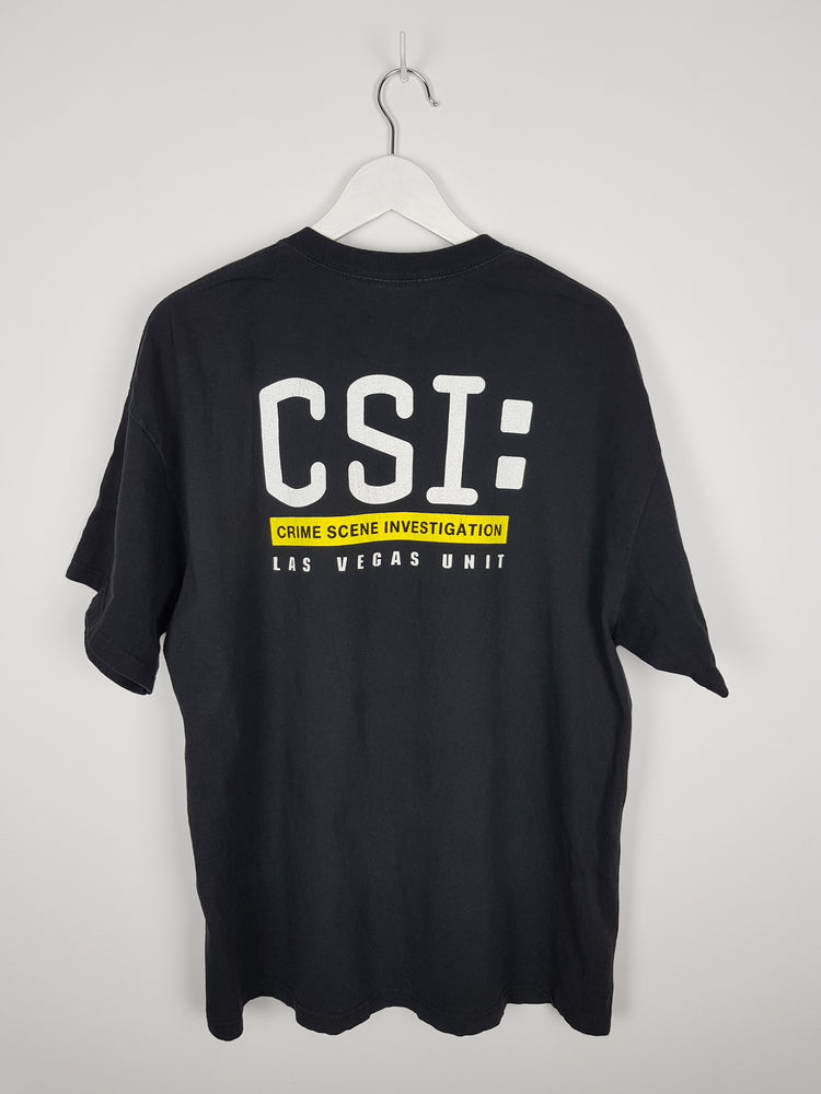 CSI: Las Vegas T-Shirt (XL)