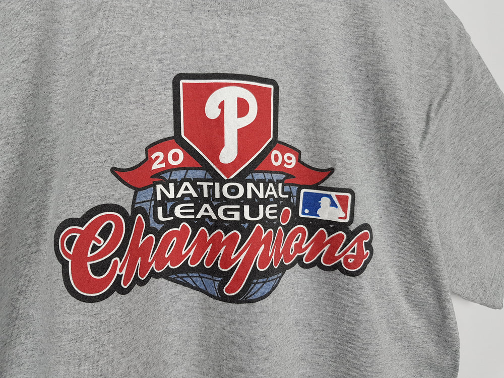 Philadelphia Phillies - 2009 National League Champions T-Shirt (L)
