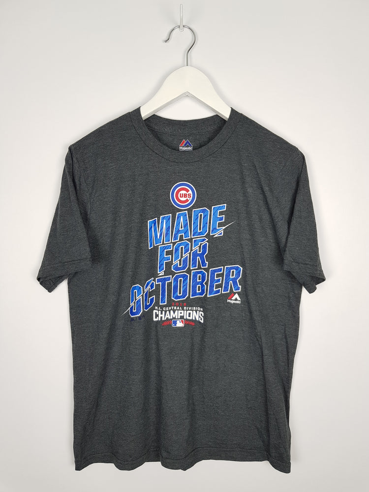 Chicago Cubs - 2014 Central Division Champions T-Shirt (S)