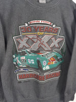 John Force XXX NHRA Drag Racing Sweater (S)
