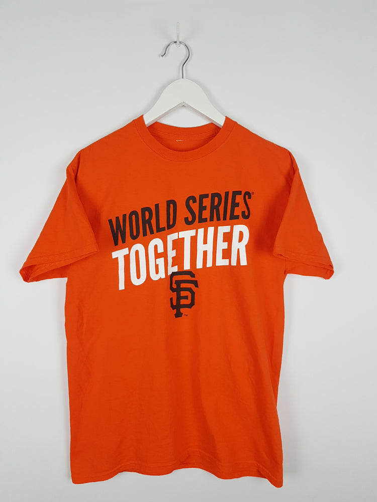 San Francisco Giants - World Series T-Shirt (M)