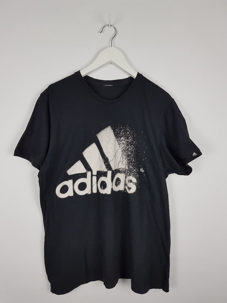 Adidas Big Logo T-Shirt (M)