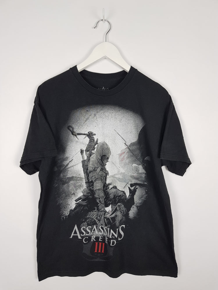Assassins Creed III T-Shirt (L)
