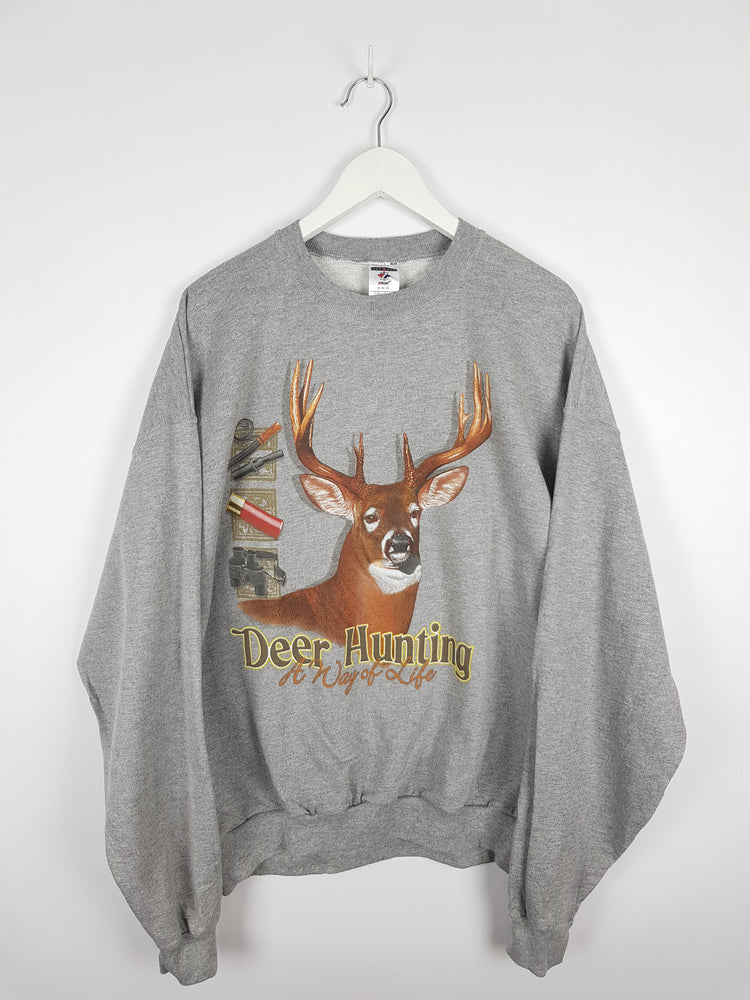 Deer Hunting Sweater (XL)