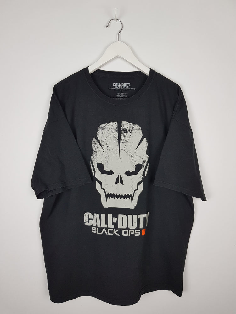 Call Of Duty - Black Ops T-Shirt (XXL)