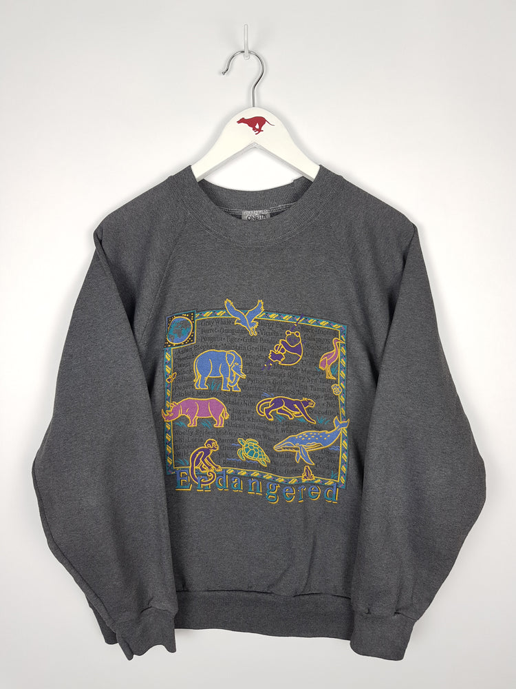 Endangered Species Sweater (L)