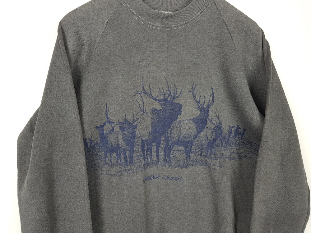 Colorado Deer Sweater (M)