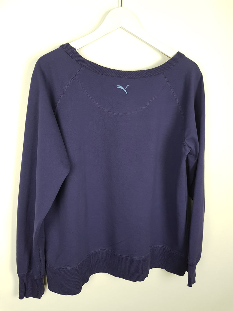 Puma Sweater (Womens XL)
