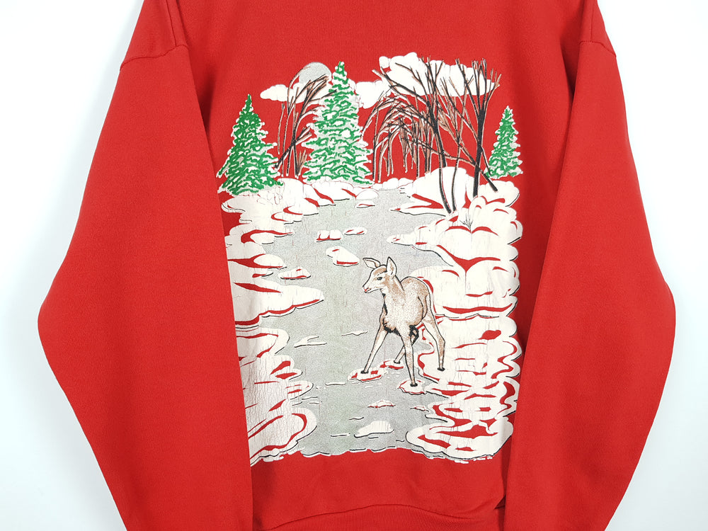 Deer Sweater (M)