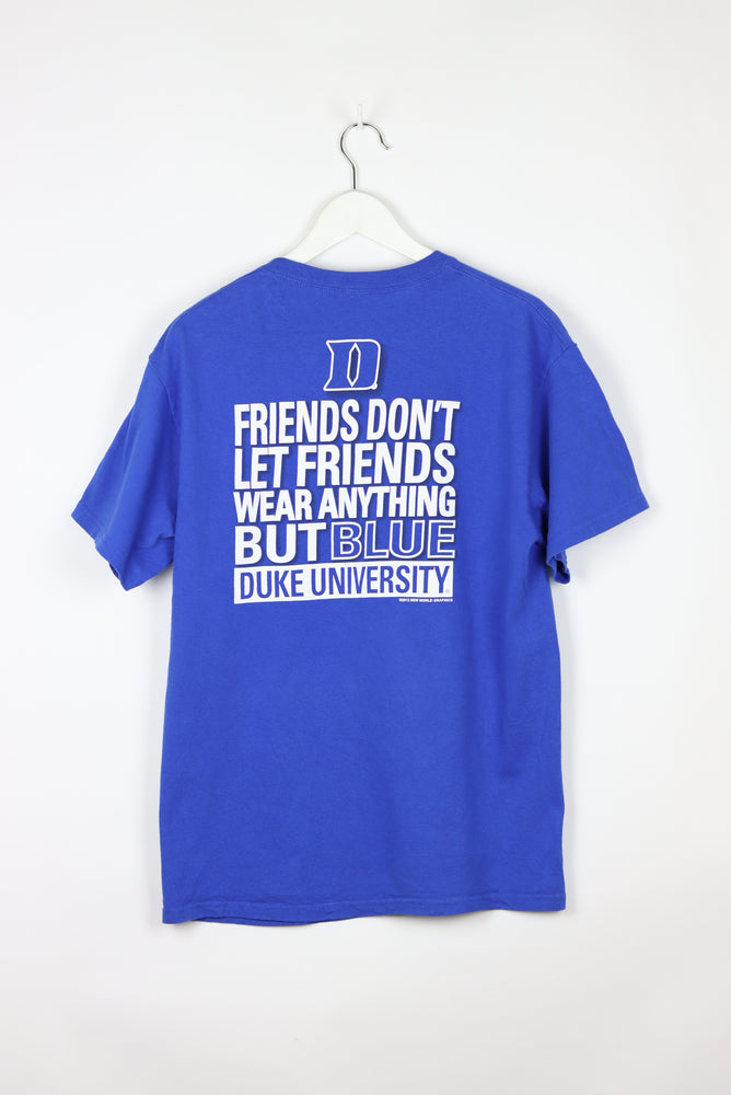 Duke Blue Devils T-Shirt (L)