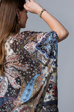 Load image into Gallery viewer, Paisley Kimono