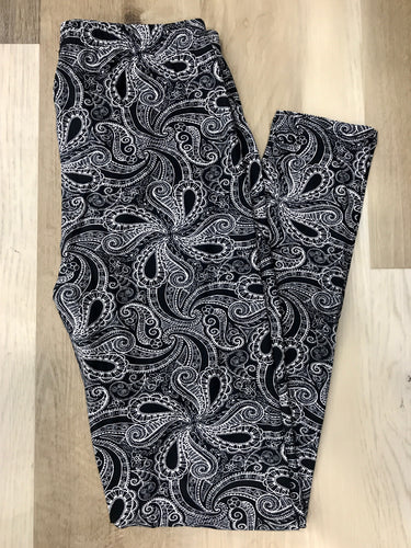 Soft Brushed Leggings  PLUS SIZE